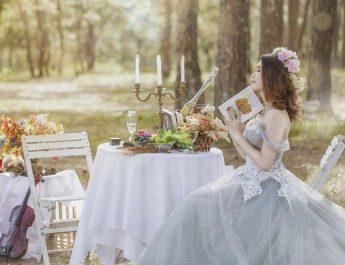 Вид сватбени покани